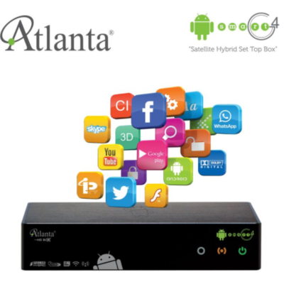 Atlanta HD Box Smart G4 fotoğraf