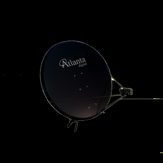 atlanta 135 cm ofset canak anten