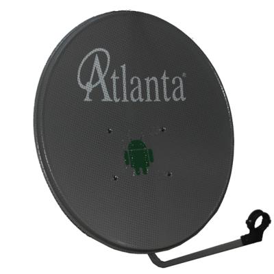 atlanta 70 cm delikli ofset canak anten