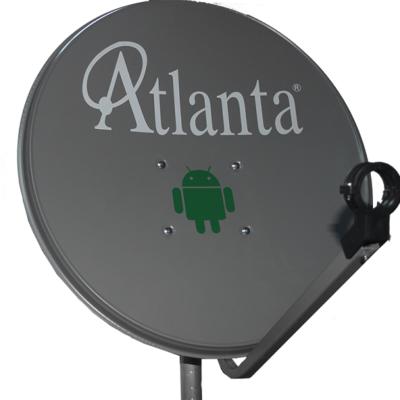 atlanta 70 cm ofset canak anten