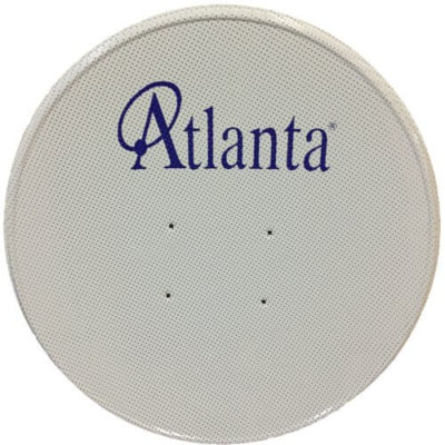 atlanta 80 cm ofset delikli canak anten