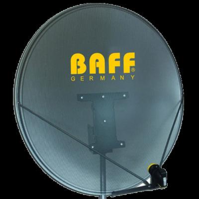 baff 125 cm delikli ofset canak anten