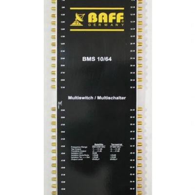 baff gold serisi 10-64 multiswitch uydu santrali