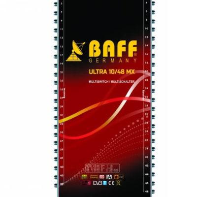 baff ultra mx serisi 10-48 multiswitch uydu santrali