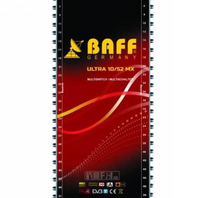 baff ultra mx serisi 10-52 multiswitch uydu santrali