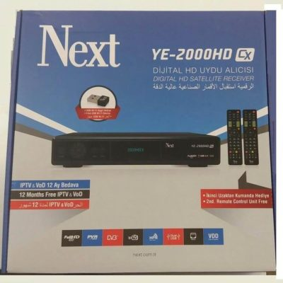 next 2000 cx kasali full hd uydu alicisi