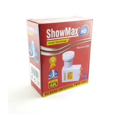 showmax 2 cikisli lnb