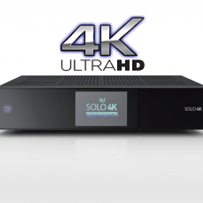 vu+ solo 4k uydu alici ultra hd uydu alicisi
