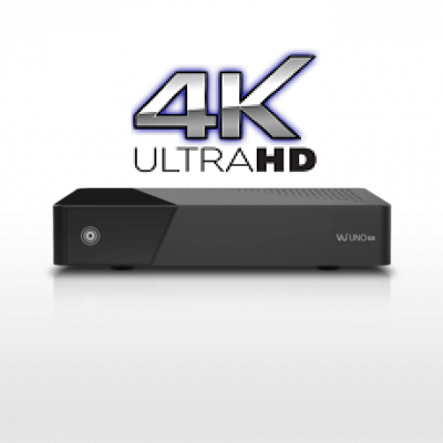 vu+ uno 4k uydu alici ultra hd uydu alicisi