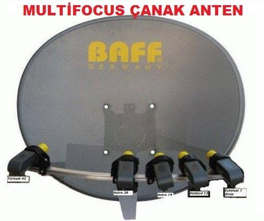 multifocus canak anten